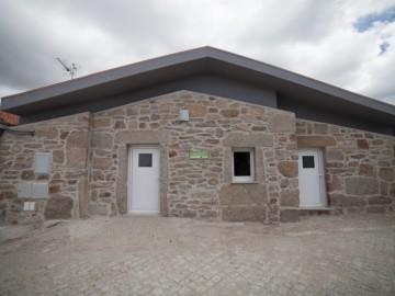 Casas de Campo Patio da Caetana - Entrada Principal